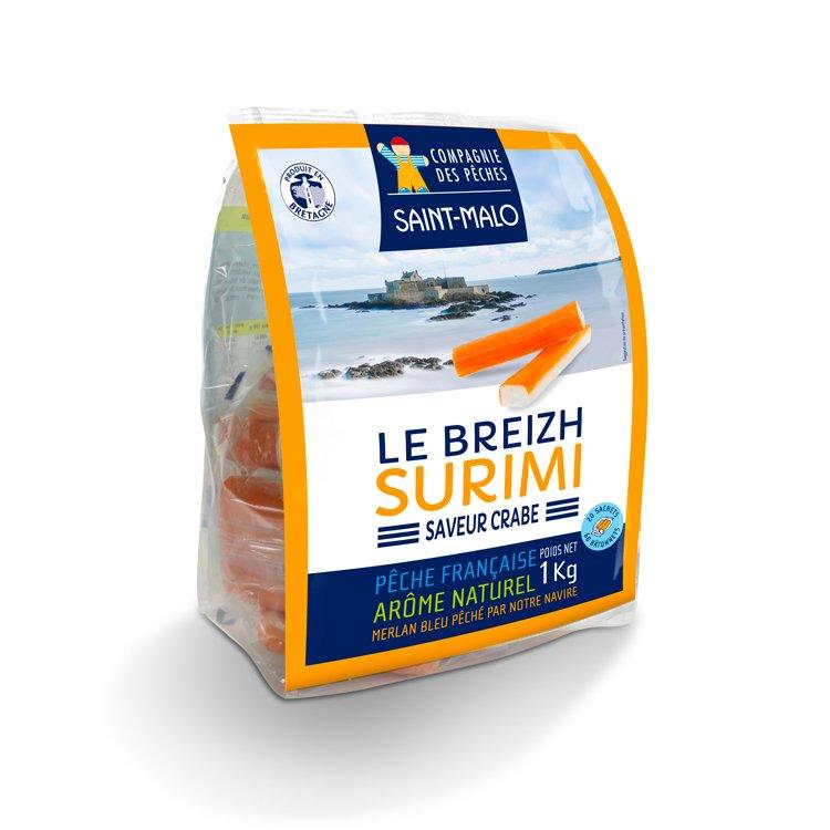 Breizh Surimi  - 1kg