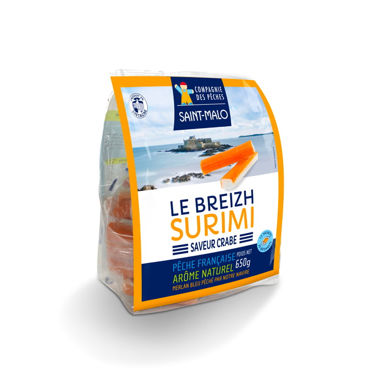 Breizh Surimi  - 650g