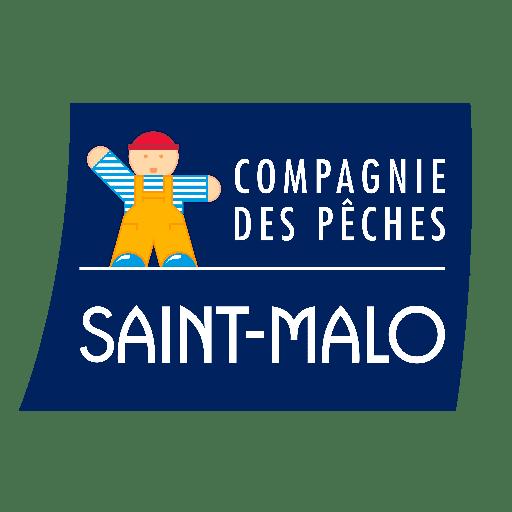 La Compagnie des Pêches Saint-Malo Logo
